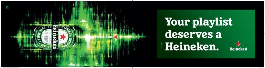 Heineken at Electric Picnic